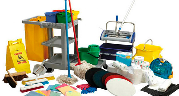 Clipper Janitorial & Cleaning Supplies
