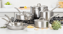 Viking Professional 5-Ply Cookware 10 Piece Set