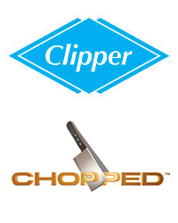 Clipper and Chopped Logo