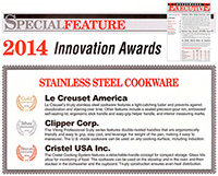 Housewares Executive 2014 Innovation Award